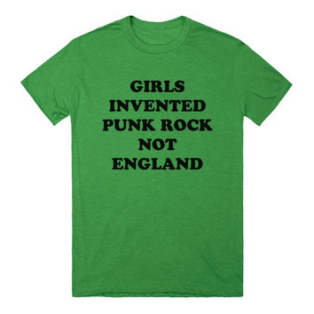 Girls Invented Punk Rock not England - Sonic Youth