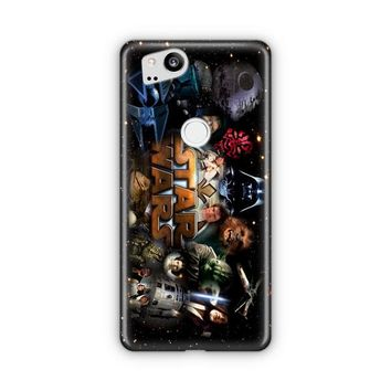 Star Wars   I Find Your Lack Of Faith Disturbing Google Pixel 3 XL Case | Casefantasy