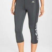 adidas 'Techfit™ - Knockout' Capri Tights | Nordstrom