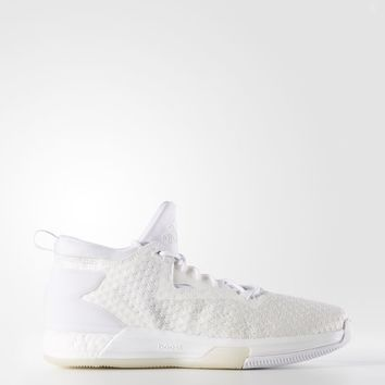 adidas D-Lillard 2.0 Boost Primeknit Shoes - White | adidas US