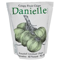 Danielle Chips, Roasted Coconut Chips, 2 oz (56 g) - iHerb.com