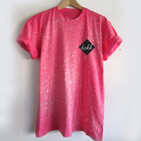 SPRAY ON TEE - SUPER ROSE