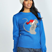 Minnie Christmas Mouse Jumper