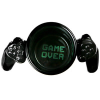GAME OVER CERAMIC MUG - Default Title
