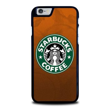 starbucks iphone 6 6s case cover  number 1