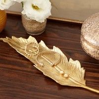 RAYA FEATHER CATCHALL