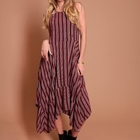 Sincere Striped Dress