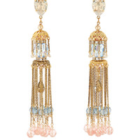 Ingenue Crystal Earrings | Moda Operandi