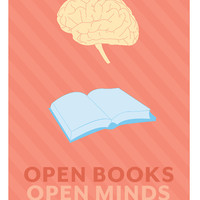 Open Books, Open Minds