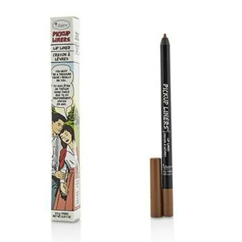 TheBalm Pickup Liners - #I Really Dig You Make Up