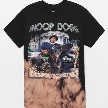 VONE05W No Limit Records Snoop Dogg Bleach T-Shirt