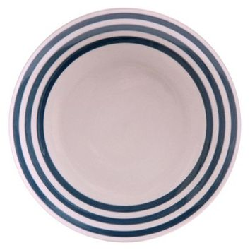 Threshold™ Bistro Stripe Ceramic Salad Plate