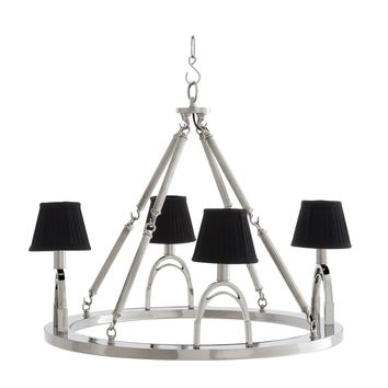 Nickel Chandelier | Eichholtz Jigger