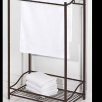 Oil Rubbed Bronze Towel Racks - TowelRACKED.com