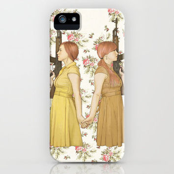 I Got Your Back iPhone & iPod Case by Keith P. Rein