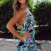 Beneath the Palms Dress