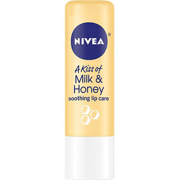 Nivea A Kiss Of Milk & Honey Soothing Lip Care | Ulta Beauty