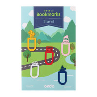 Mini Travel Bookmark Set