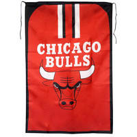 Chicago Bulls NBA Team Fan Flag