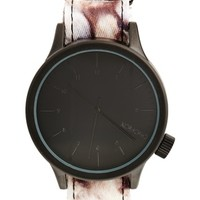 Komono Magnus Wolves Printed Watch