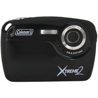 Coleman 16.0 Megapixel Xtreme2 Hd Waterproof Digital Camera (black)