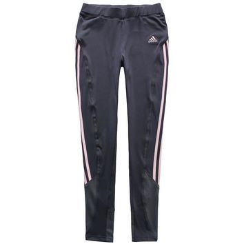 Adidas Woman Casual Gym Sport Yoga Embroidery Crisscross Print Pants Trousers Sweatpan