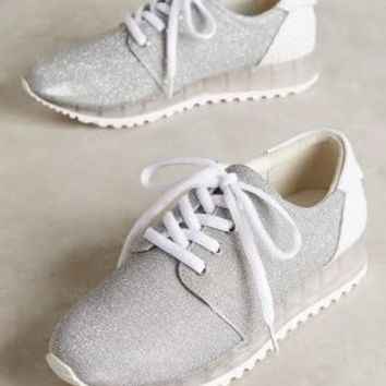 67 Collection Shimmered Elvion Sneakers