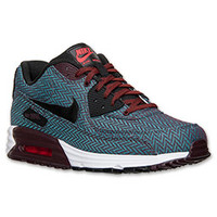 Men's Nike Air Max Lunar90 Premium Running Shoes