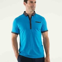 mission polo | men's tops | lululemon athletica