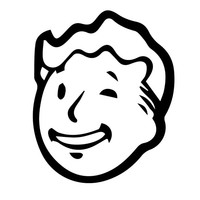 Vault Boy Fallout Vinyl Car/Laptop/Window/Wall Decal Any Corlor