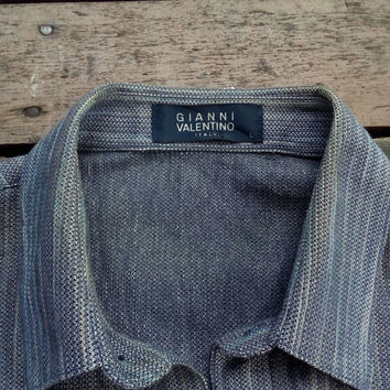 Giani Valentino Italy T-shirt casual vintage