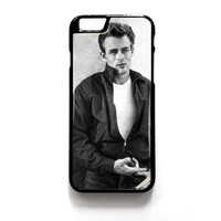 James Dean for iPhone 4 4S 5 5S 5C 6 6 Plus , iPod Touch 4 5  , Samsung Galaxy S3 S4 S5 Note 3 Note 4 , and HTC One X M7 M8 Case Cover