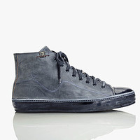 Quest Sneaker In Blue | 7 For All Mankind