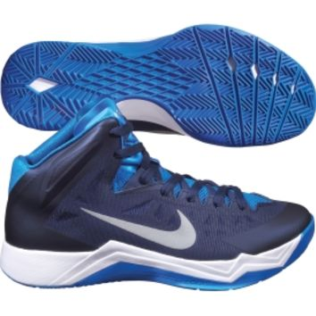 Nike Men's Hyper Quickness Basketball Shoe Navy DICK'S Sporting Goods