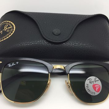 Authentic Rayban Sunglasses RB 3507 136/N5 145 3P polar - New with box and case