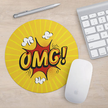 Mouse pad office supplies desk accessories printed fabric flexible mousemat coworkers gift mousepads chic mouse pad