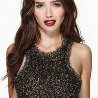 Nasty Gal Light The Fuse Crop Tank