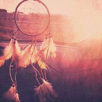 Dream Catcher Art Print by Whitney Retter | Society6