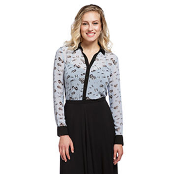 Star Wars Ships Ladies' Blouse