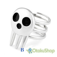SOUL EATER RING ANIME RING SOUL EATER DEATH THE KID PRODUCTS