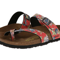 Birkenstock Tabora by Papillio Rambling Rose Red Birko-Flor™ - Zappos.com Free Shipping BOTH Ways