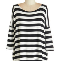 ModCloth Mid-length 3 Stanza Chance Top