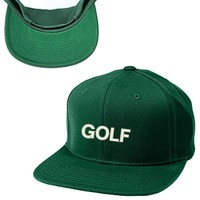 GOLF snapback Odd Future hat Odd Future  cap wolf gang tyler THE CREATOR HAT CAP