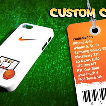 Nike basketball case iphone 4/4s, iphone 5,iphone 5s, iphone 5c, galaxy s3/s4/s5, blackberry, HTC, LG
