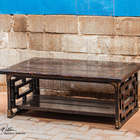 Uttermost Deron Wooden Coffee Table