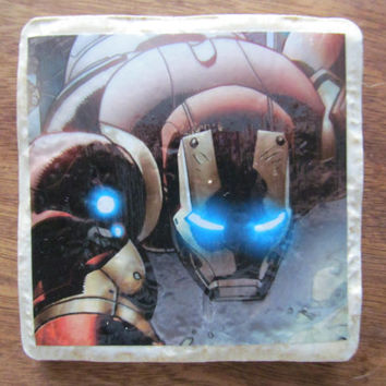 Iron Man Coaster