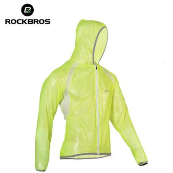 ROCKBROS  Multi-Function Waterproof / Windproof Cycling Jersey