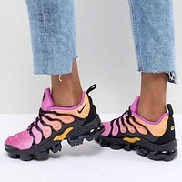 Nike Air Vapormax Plus Women Men Rainbow Air Cushion Running Sneakers Sport Shoes I-CSXY