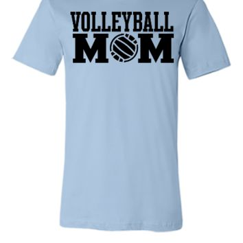 Volleyball Mom - Unisex T-shirt