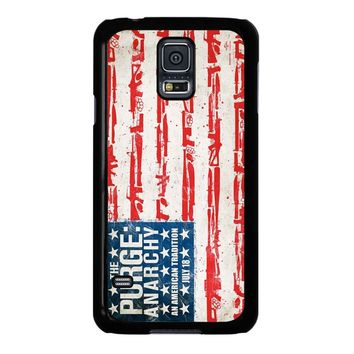 The Purge Anarchy Flag Samsung Galaxy S5 Case